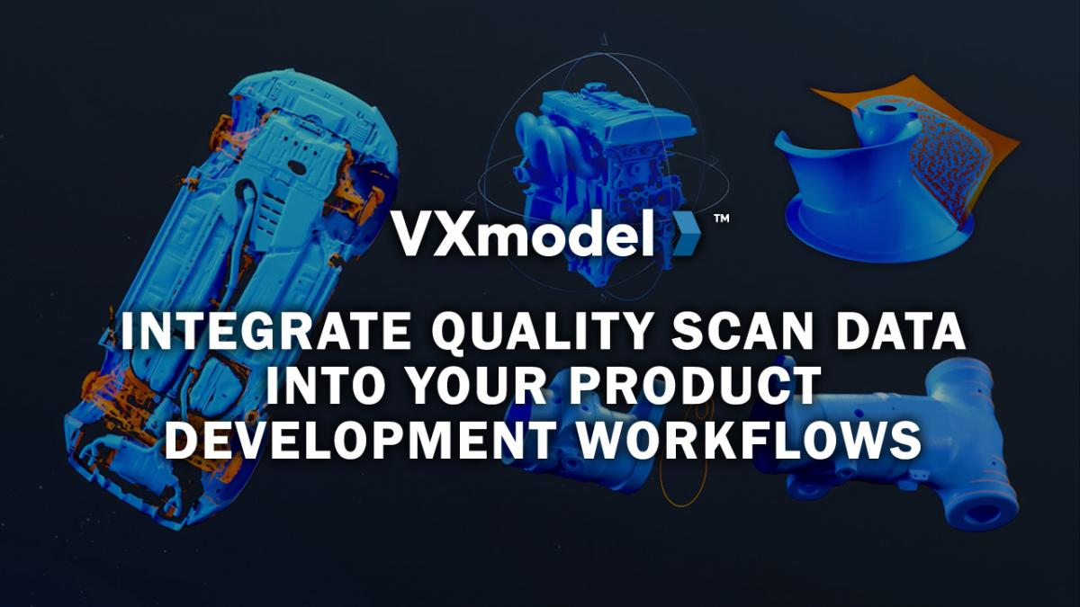 VXinspect: Dimensional inspection software module
