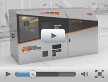The turnkey 3D scanning solution for automated quality control applications