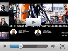 Ask an Expert: Get it right the first time - Product Design
