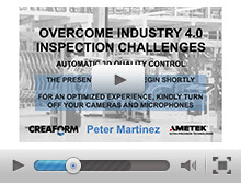 Overcome Industry 4.0 Inspection Challenges