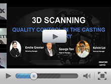 Quality assurance in the casting industry