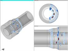 3D Modelling for Phased-Array Inspection - Aerospace