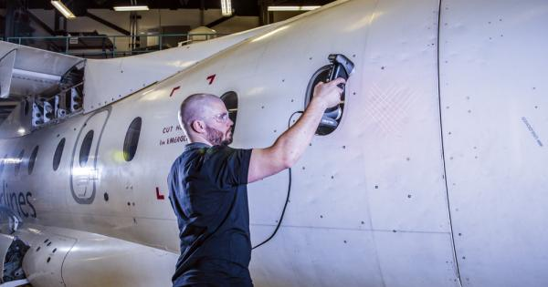 NDT Surface Inspection for the Aerospace MRO Industry