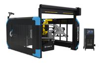 CMM de escaneo 3D: CUBE-R