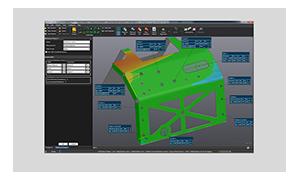 VXinspect: Módulo de software de inspeção dimensional