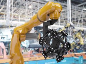 Integrazione tecnologica per 3D scanning e CMM