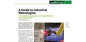 A Guide to Industrial Metrologists