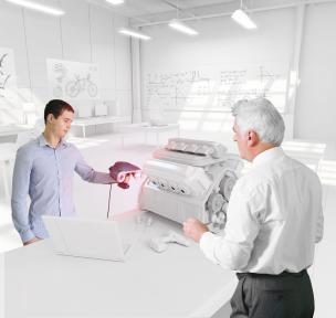Creaform macht 3D-Messtechnik dem Bildungswesen zugänglicher