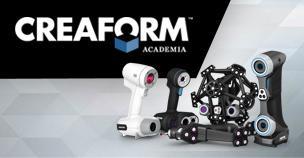 Creaform lanza Creaform ACADEMIA: Soluciones de medición 3D portátiles diseñadas para laboratorios de investigación y entornos de aulas de clases