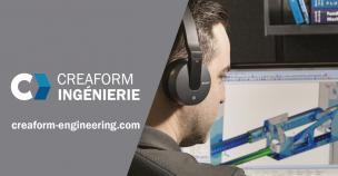 Creaform lance Creaform Ingénierie