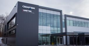 Creaform inaugura la nuova sede centrale