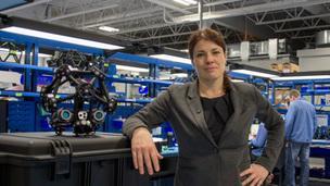 Creaform Appoints Fanny Truchon as Business Unit Manager