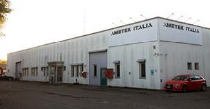 Italy Office Creaform/AMETEK