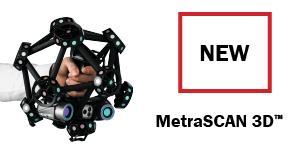 MetraSCAN 3D Scanner