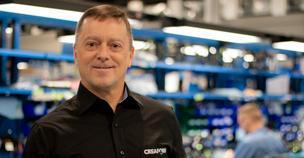 Creaform ernennt neuen Vizepräsidenten für operatives Geschäft