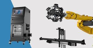 Creaform lanza una estación de productividad y un kit de calibración automática para su línea R-Series