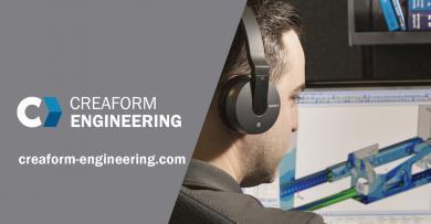 Creaform launches Creaform Engineering