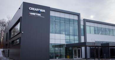Creaform inaugurates news HQ