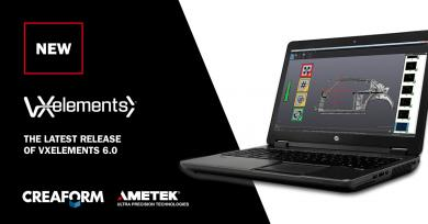 Creaform new VXelements 6.0_Software