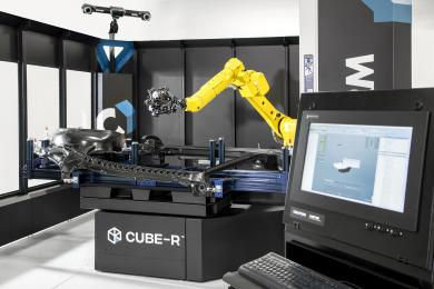 CUBE-R automated solution