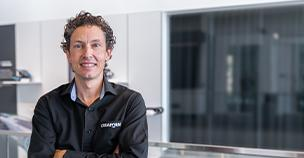 Creaform new Vice-president of Operations