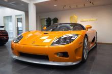 Auto Koenigsegg: il design svedese incontra soluzioni tecniche visionarie.