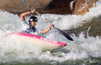 2012 Olympics: How 3D Scanning is helping Australia's Kayak team