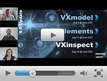 VXinspect 8.0 - Update Training