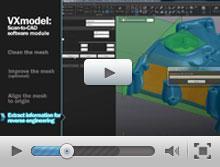 Reverse engineering con VXmodel e Autodesk Inventor