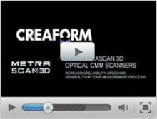The New MetraSCAN 3D: TRUaccuracy Scanning! (English only)