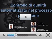 Webinar gratuito: Controllo di qualità automatizzato nel processo di produzione